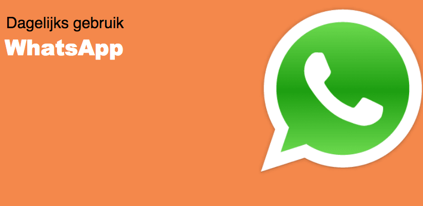 WhatsApp voor beginners