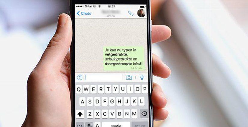 WhatsApp Gevorderden